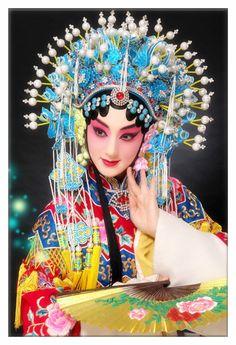 Enjoy the wonderful Beijing Oprea Chinese Style, Chinese Art, Beijing, Taiwan, 3 4 Face, Opera Mask, Chinese Element, Dragon Dance, Chinese Opera