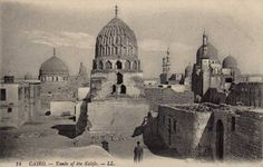 vintage everyday: Egypt in Old Photographs