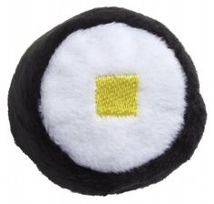Doggles Cat Indoor Play Fun Toy Sushi Egg Roll Yellow *** Want to know more, click on the image.(This is an Amazon affiliate link and I receive a commission for the sales)