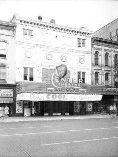 Center Theatre, 240 Monroe (now DeVos Performance Hall) - July 19, 1943