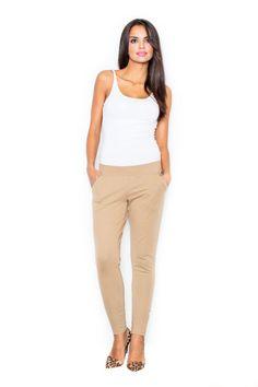 Pantaloni dama bej - 86 Lei -  Fabricat in Europa -     Comanda acum!  #divashopromania #divashop #hainefemei #pantaloni  #fashion #fashionista #fashionable #fashionaddict #styleoftheday #styleblogger #stylish #style #instafashion #lifestyle #loveit #summer #americanstyle #ootd #ootdmagazine #outfit #trendy #trends #womensfashion #streetstyle #streetwear #streetfashion #shopping #outfitoftheday #outfitinspiration #ootdshare #trendalert #boutique #haine #romania #bucharest Things That Bounce, Capri Pants, Khaki Pants, Street Style, Romania Bucharest, Ootd, Boutique, Outfit, Shopping