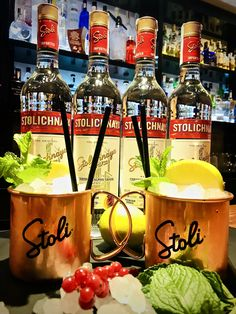Stoli Moscow Mule Moscow Mule, The Originals