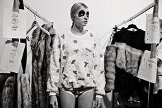 Photo Credit, Backstage, Ruffle Blouse, Fall, Tops, Women, Fashion, Autumn, Moda