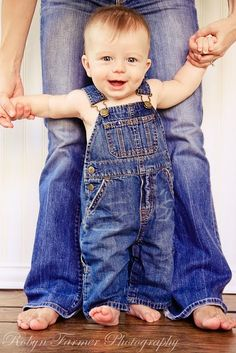 This is on the list when Cooper grows into his overalls!