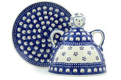 Magnificent cheese ladies #polishpotteryshop #polsihpottery #pottery #ceramics #clay #polish