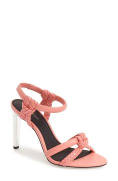 CALVIN KLEIN 'Naya' Sandal (Women). #calvinklein #shoes #sandals