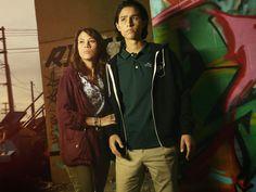 Fear the Walking Dead Elizabeth Rodriguez and Lorenzo James Henrie Interview #fearthewalkingdead
