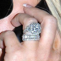 Bon Kim Zolciak Diamond Ring