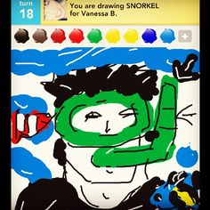draw something, good colors