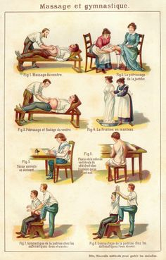 How To Take a Bath: And Other Vintage Visual Guides from the Early 1900s – Brain Pickings