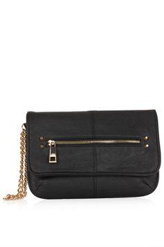Chain Handle Clutch Bag #Topshop #TopshopPromQueen