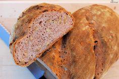 Das fehlende November-Brot des Brotback-Projekt 1 Basisrezept - noch mehr Brote im Dezember. Somit habe ich auf den letzten Drücker das Projekt doch noch abgeschlossen. Leider schaffe ich das dazugehörige Buch nicht mehr in diesem Jahr.