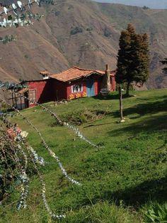 Posada entre montañas en Boconó Estado Trujillo Venezuela Foto Jahah Araujo Venezuela te quiero,