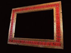 shotgun shell  mirror @Tina White IF you could get Mike to part with a few....