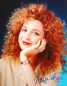 """Annie Potts as Mary Jo Shively in """"Designing Women."""""""