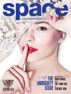 Space Ibiza Magazine #4  Electronic, Music, Culture, magazine, Ibiza