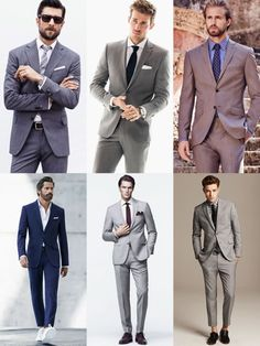 A piece of clothing that is made for you and perfectly fits your body is the top advice of every fashion designer, so a well-dressed man's closet must contain a few of these.