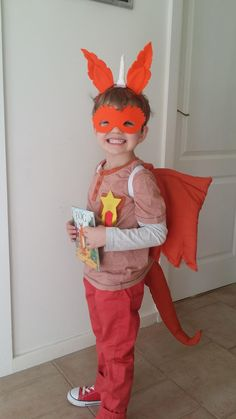 Zog Costume (from the book of Julia Donaldson)