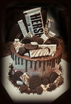 Hershey Cake Recipe