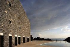 Piscinas do Atlantico, Portugal, 2004 - Paulo David Arquitecto