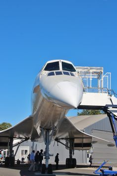 Discover our Concorde Events, buy gift vouchers and go supersonic on the Brooklands Concorde Experience Concorde, Tupolev Tu 144, Commercial Plane, Private Plane, Air France, Boeing 747, Space Travel, Flight Attendant, Rafting