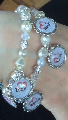 Mormor /farmor armband