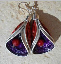 Bijoux en capsules de café recyclées vendus lors des marchés de Noël 2013 - Le blog berryssime de Colette Lagoutte