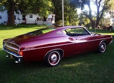 Ford Fairlane fastback
