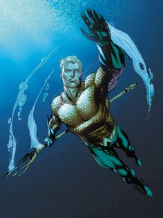 Aquaman by ~xXNightblade08Xx on deviantART
