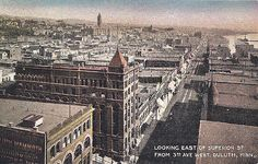 old pictures of duluth | ... from 3rd Avenue West, Duluth Minnesota, 1907 | Flickr - Photo Sharing