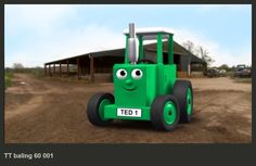 Tractor Ted Facebook announced that it has entered a 2-year media partnership with Nickelodeon UK which includes more clips and the development of a Tractor Ted microsite starting mid-Sept. 2015 http://www.nickjr.co.uk/_/tractor-ted/ (website) http://www.nickjr.com/shows/tv-schedule.html (TV schedule)