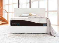 Advanced Rest California King Mattress Set