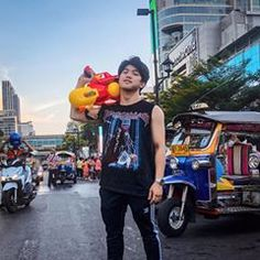 Back here at thailand 🇹🇭 for Songkran water festival! 💦 See ya'll around and les have a water gun fight haha! Ranz Kyle, Siblings Goals, Haha, Gun, Thailand, Laptop, Handsome, Boys, Water