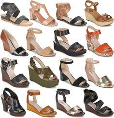craving: clarks sandals