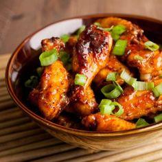 Sweet Korean Chicken Wings                                                                                                                                                     More
