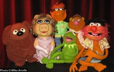 Mikey's Muppet Memorabilia Museum: The Muppet Show 1976-1980