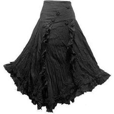Gypsy cotton crinkle long skirt...wow