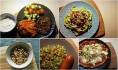 Koolhydraatarm weekmenu 1 met vijf recepten voor het avondeten Atkins, Paleo, Low Carb, Rice, Beef, Ethnic Recipes, Food, Cambridge, Meat