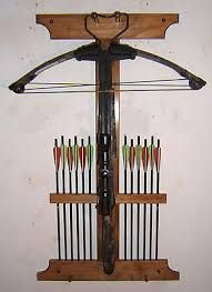 Image result for crossbow rack