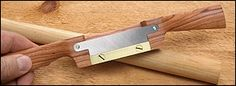 Veritas® Hardware Kits for Wooden Spokeshaves - Woodworking