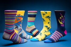 Our collection of fashion-forward socks will complete your look! #Bugatchi #mensfashion #socks