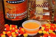 lots of recipes of jello shots