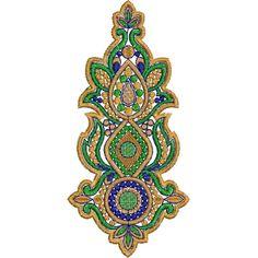Butta Embroidery designs 3091 - EmbroideryShristi