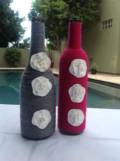 Yarn N Petals by BottlesBBeautiful on Etsy
