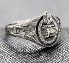WW2 GERMAN SS RINGS TANKS http://antiq24.com/product/ww2-german-ss-rings-tanks/