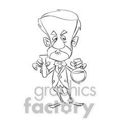 Best Images About Caricature On Pinterest Louis