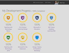 16 best microsoft certification badges images badge badges