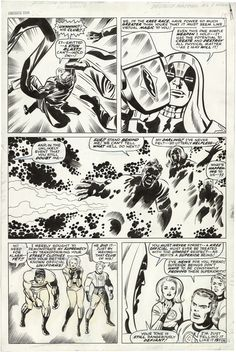 Fantastic Four, Issue 65, Page 14