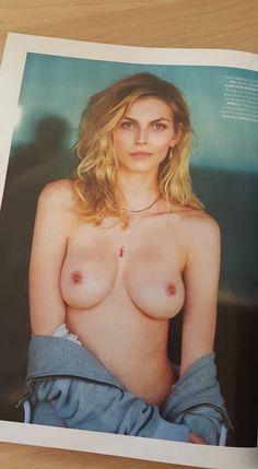 Belle couverture de Elle-France.