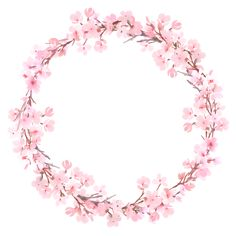 Cherry Blossom, Cherry Blossoms in 2019 Flowery Wallpaper, Flower Background Wallpaper, Cute Wallpaper Backgrounds, Flower Backgrounds, Floral Wallpapers, Wreath Watercolor, Watercolor Flowers, Pink Blossom, Cherry Blossoms
